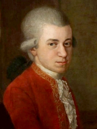Wolfgang Amadeus Mozart (Croce 1780/81)